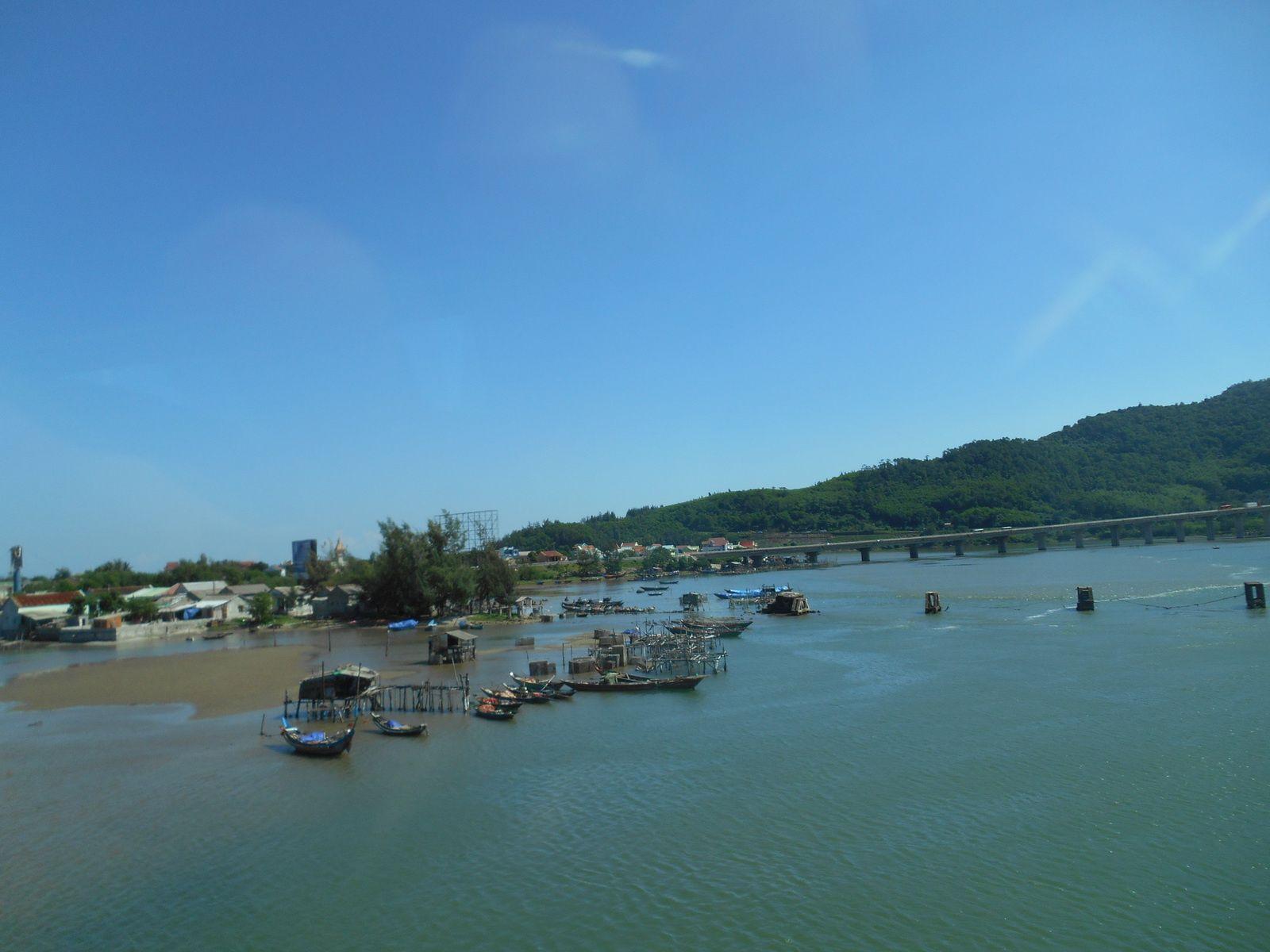 Village de pêcheurs...