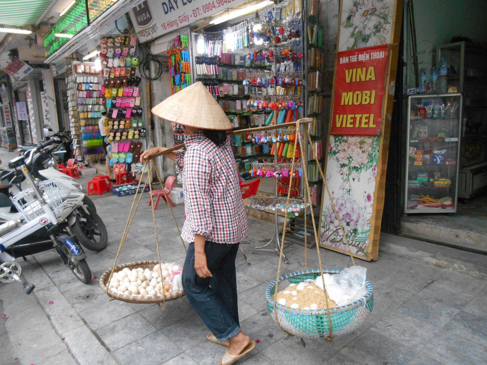 Viet nam: 14ème journée - Hanoï (suite et fin)