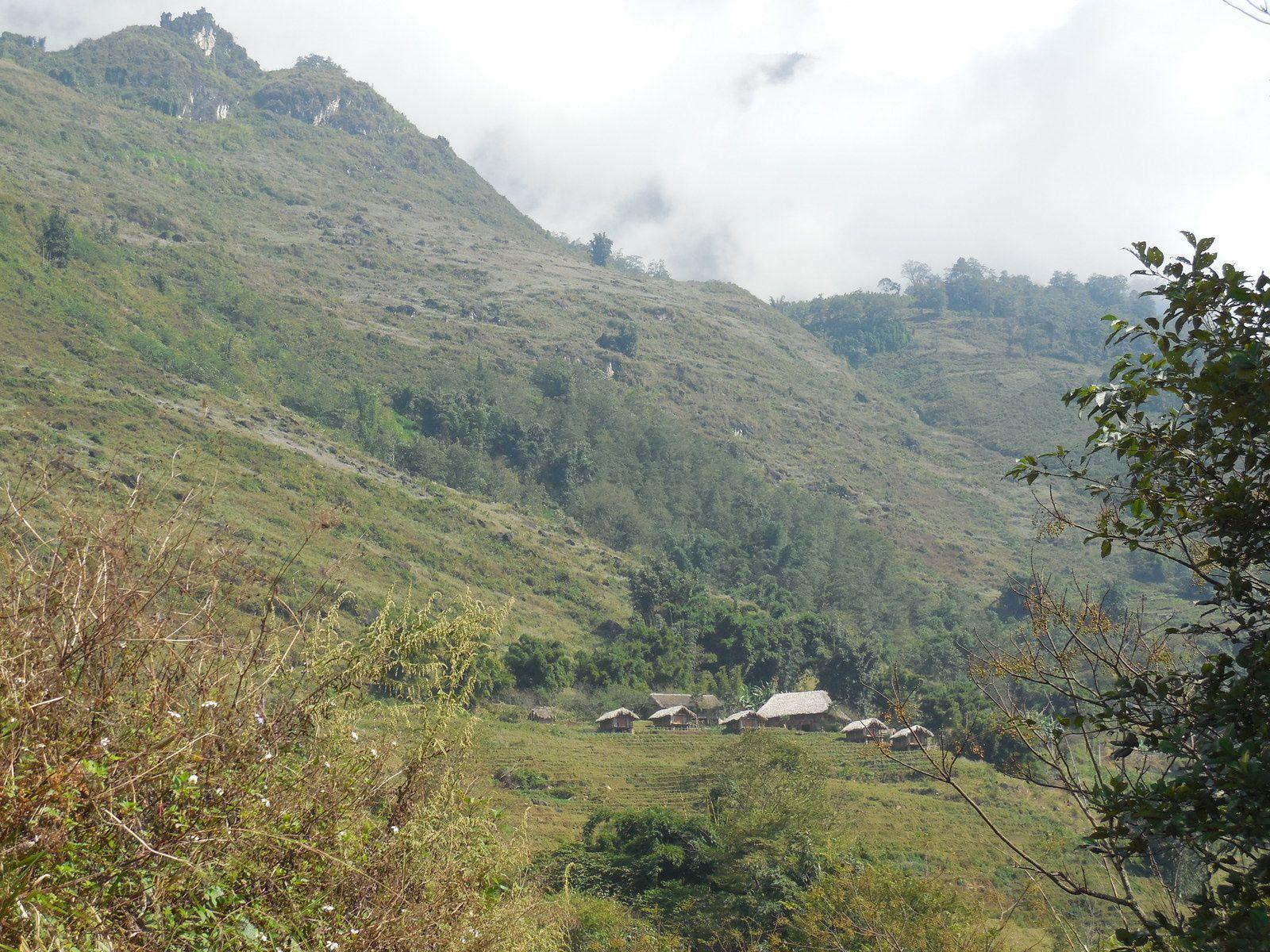 Viet Nam: 12ème journée - Les villages ethniques du nord