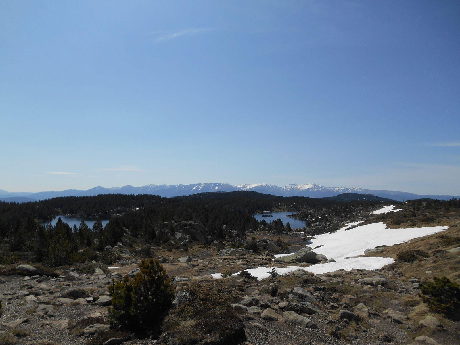 Le grand tour des lacs du Carlit (Pyrénées orientales)