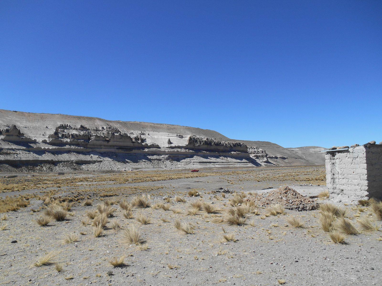 Jour 2 - De Arequipa à Yanque