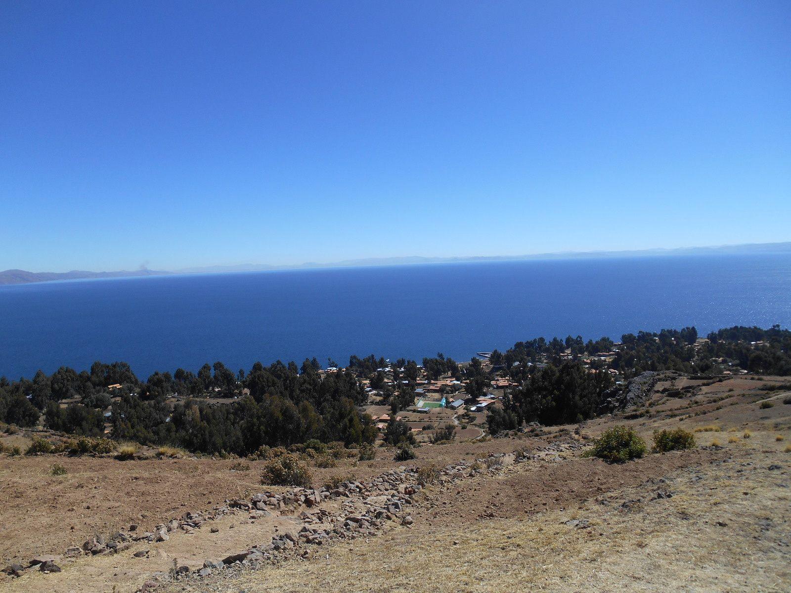 Jour 6: Les îles Amantani et Uros ( Lac Titicaca ) -1ère partie-