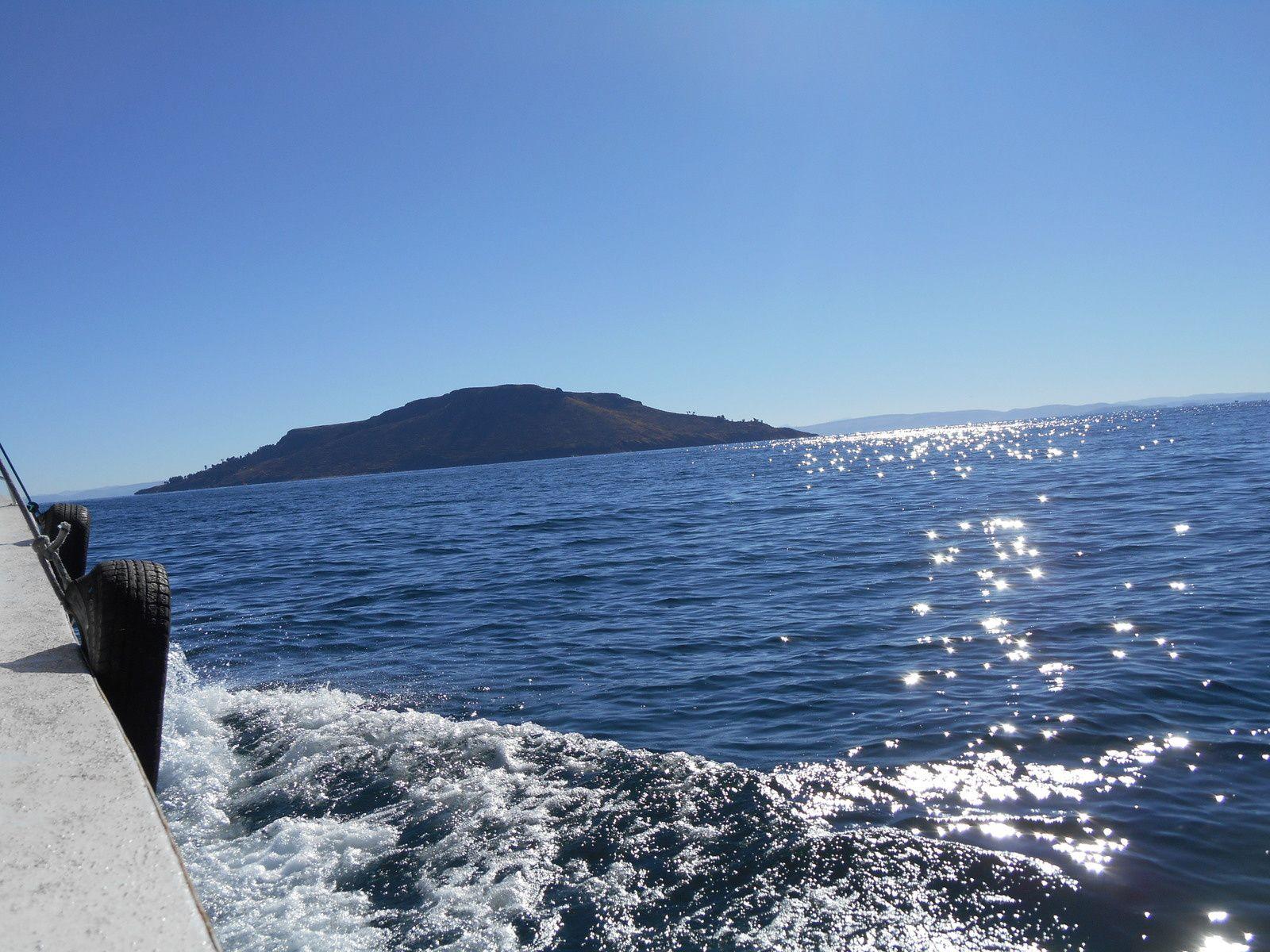 L'île de Taquile...