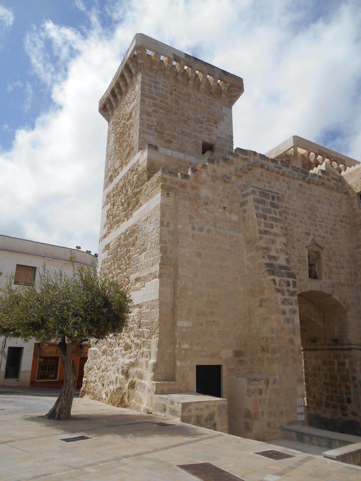 Construite au XIVème siècle, elle reste le dernier vestige des anciennes murailles de la cité....