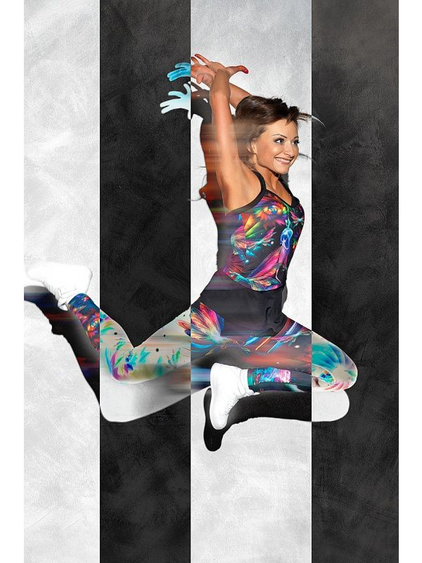 Feel Joy chez Ezabel fitnesswear
