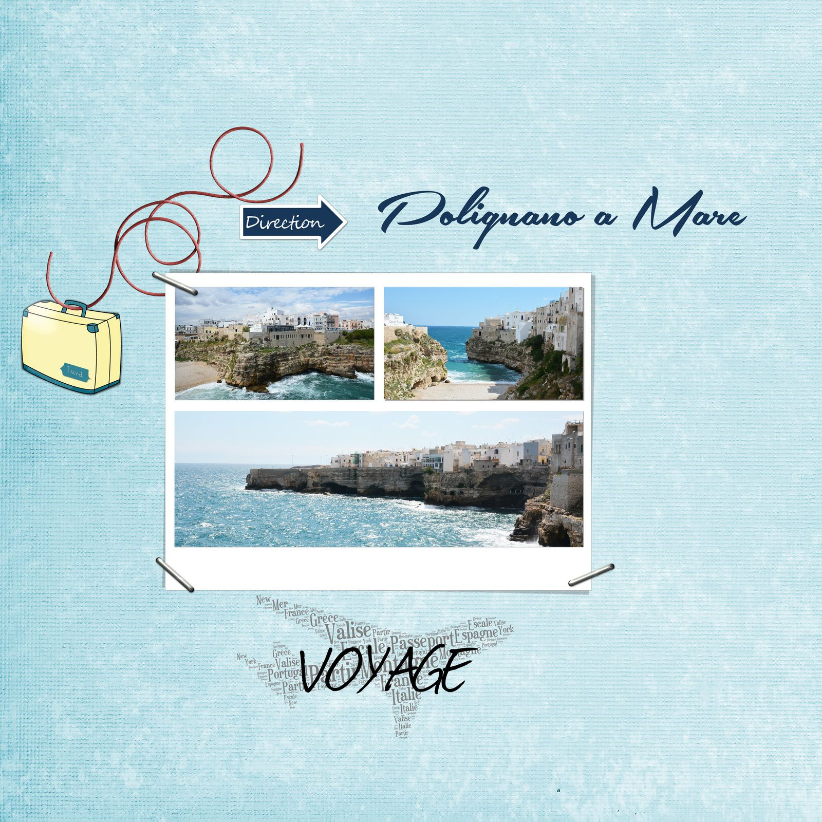 "Template adapté de Dady, kit ""Voyages"" de Digiscrap-addict"