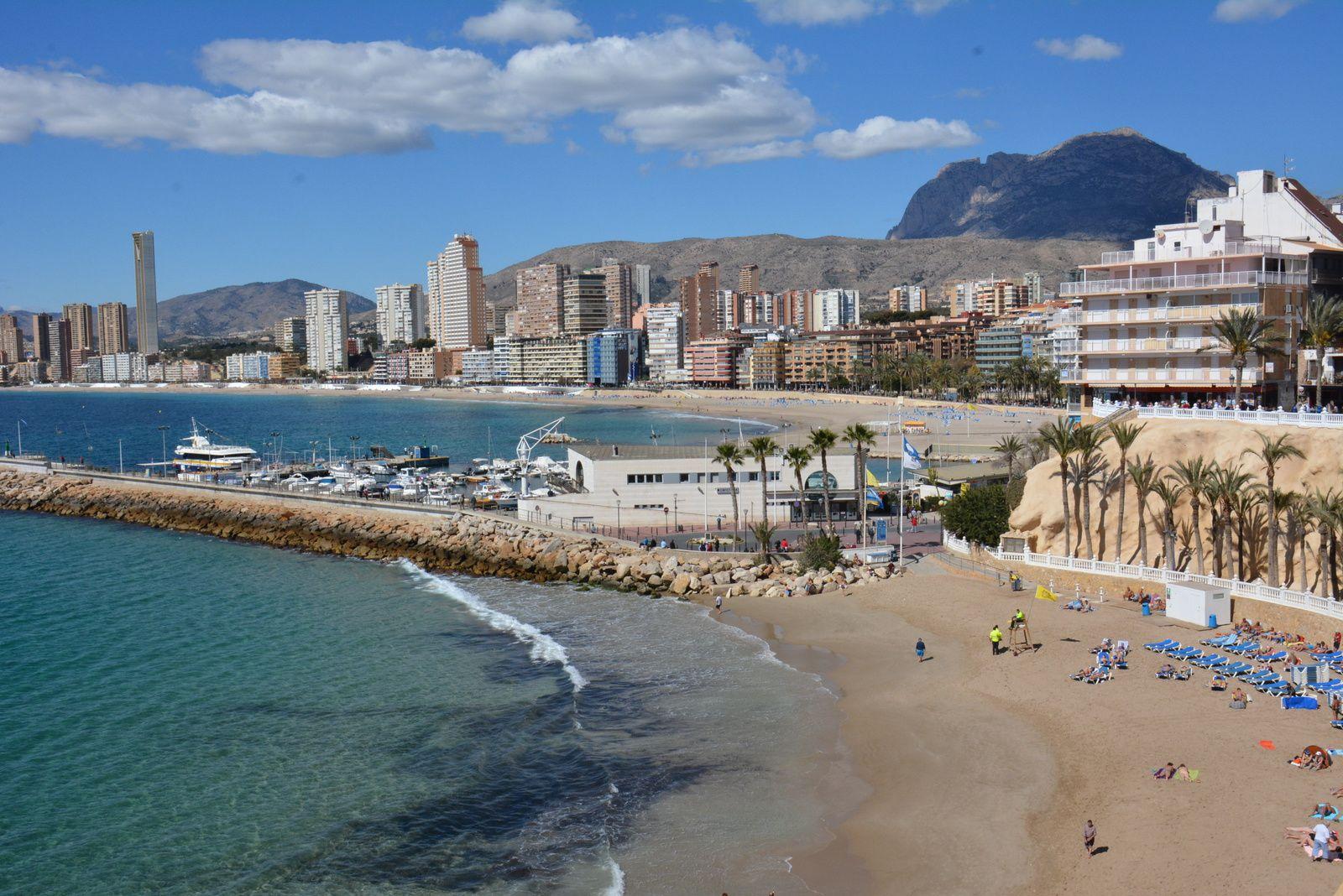 Trip à Alicante &amp&#x3B; environs