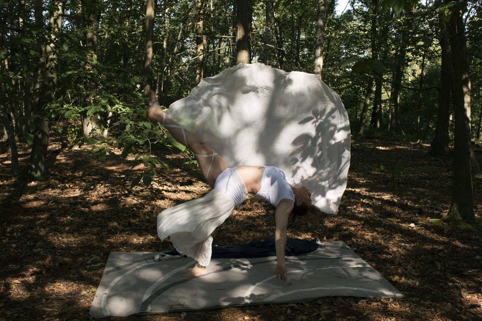 acrobate / bulle