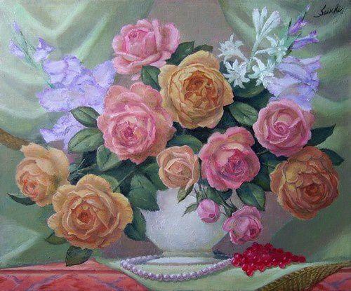 Symphonie des roses...