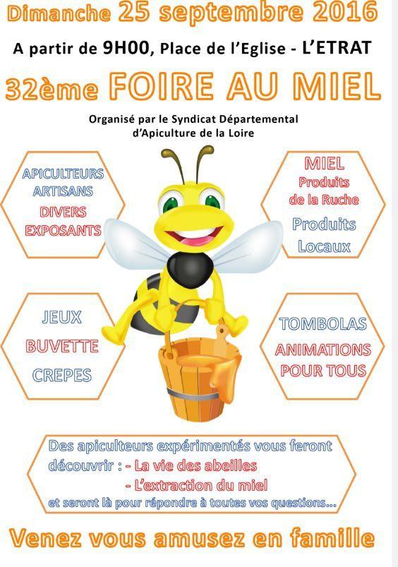 Foire au miel