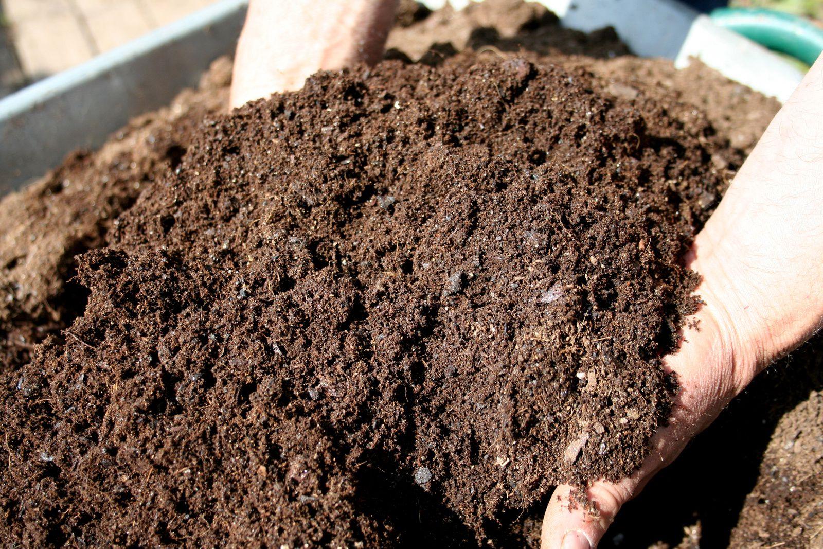 Opération compost automne