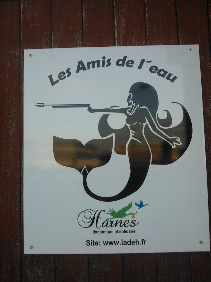 Première visite en France...et création de UF Nord-Pas de Calais!