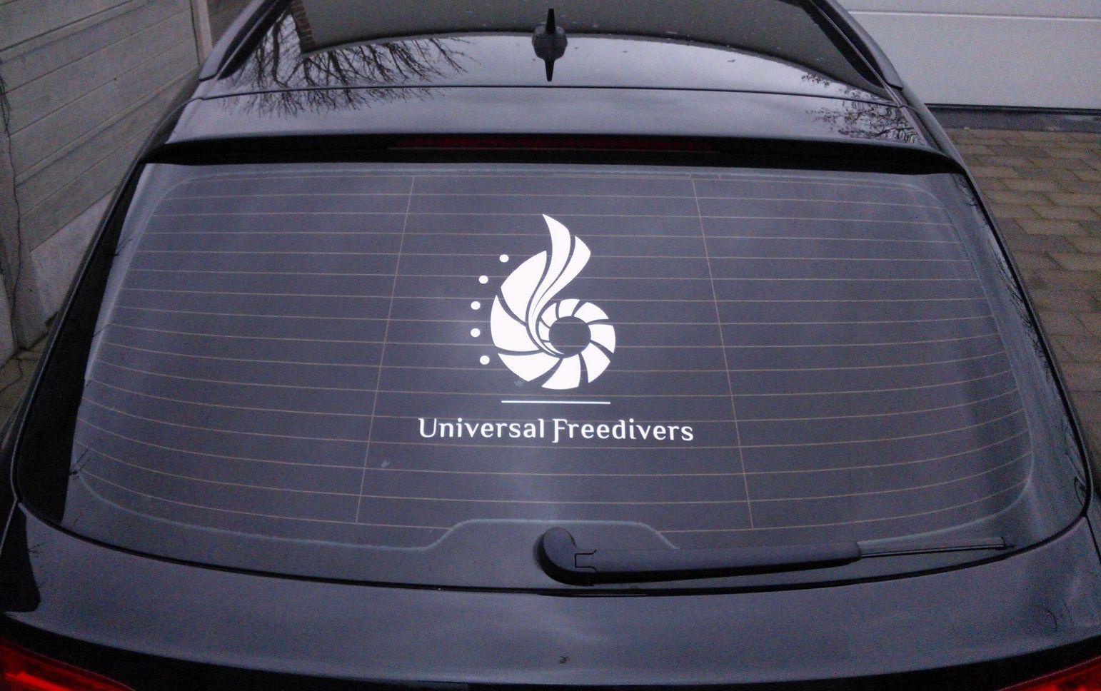 """Envie d'avoir votre propre """"UFmobile"""" (sticker grand modèle) :-)"""