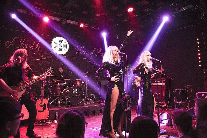 Retour - Le groupe Brigitte invité exceptionnel de l'Alliance française de Wuhan