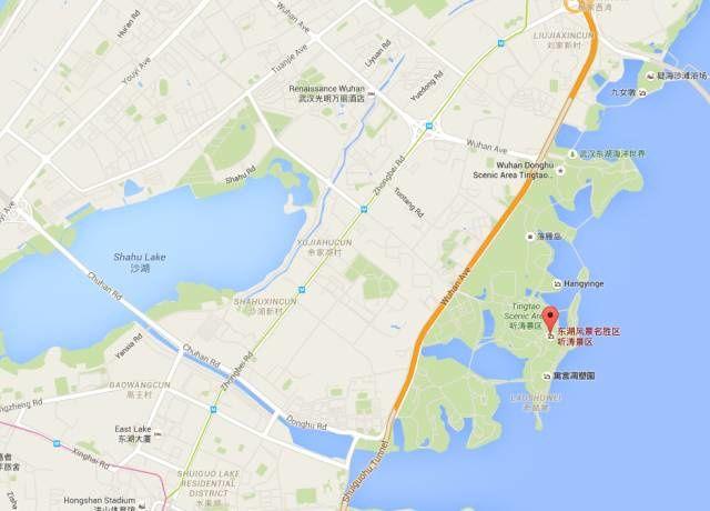 东湖听涛风景区 Un dimanche au bord du lac de l'est - Parc Tingtao