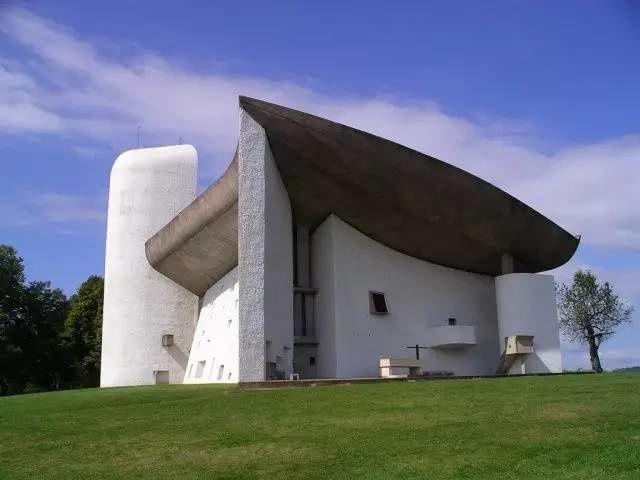 Le Corbusier - 柯布西耶设计建筑被列入世界遗产名录