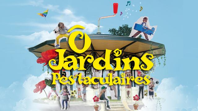 Dimanche 6 juillet : Marché du livre et festival Ô Jardins pestaculaires