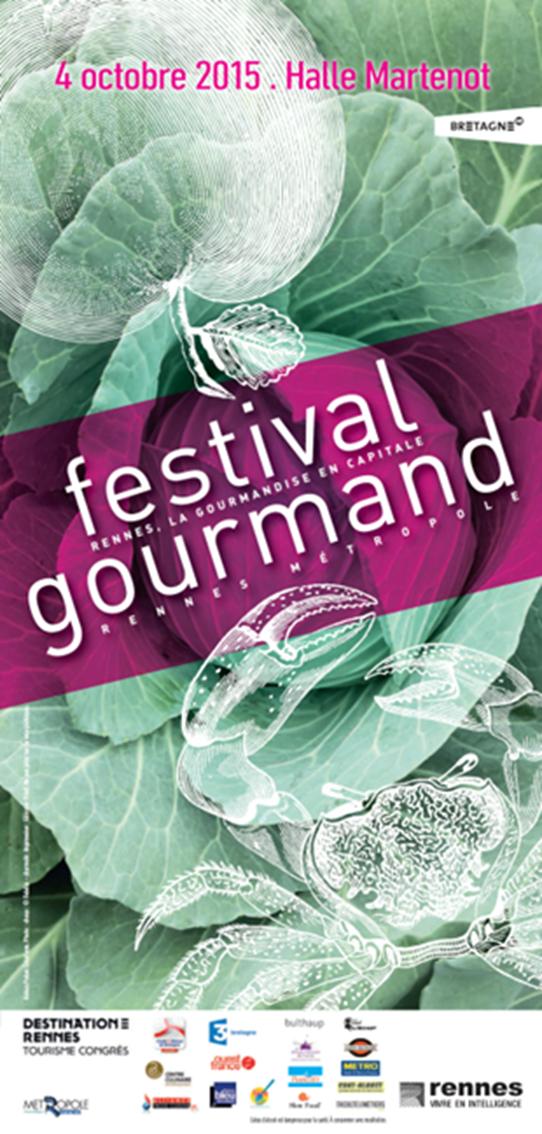 Concours de nouvelles (Festival Gourmand 2015 - Rennes)