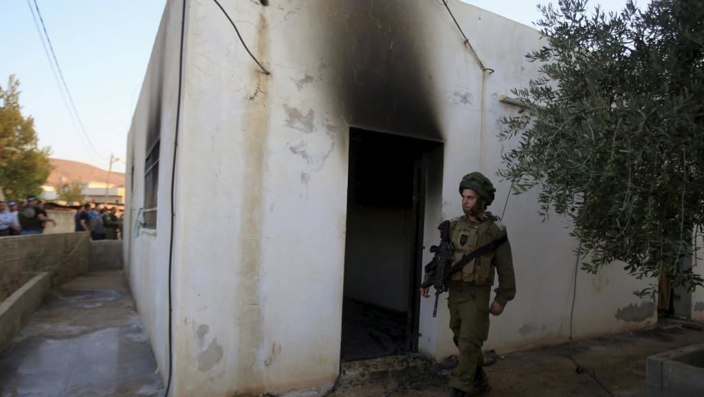 Israël–Palestine. Un bébé palestinien meurt dans une maison incendiée par des colons