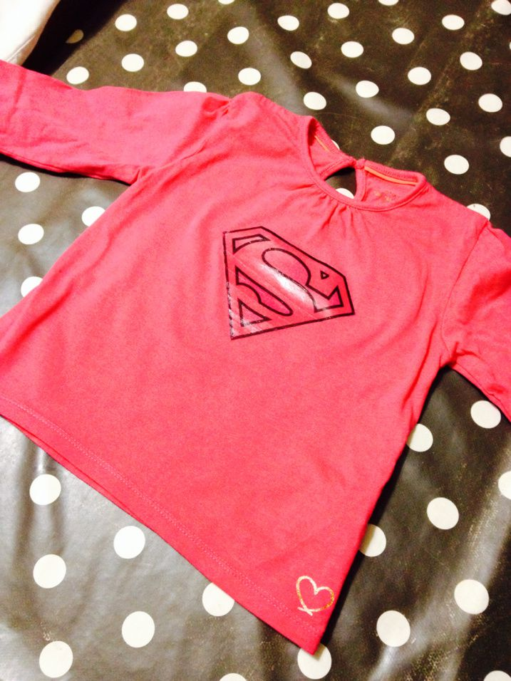 Diy T Shirt super héros