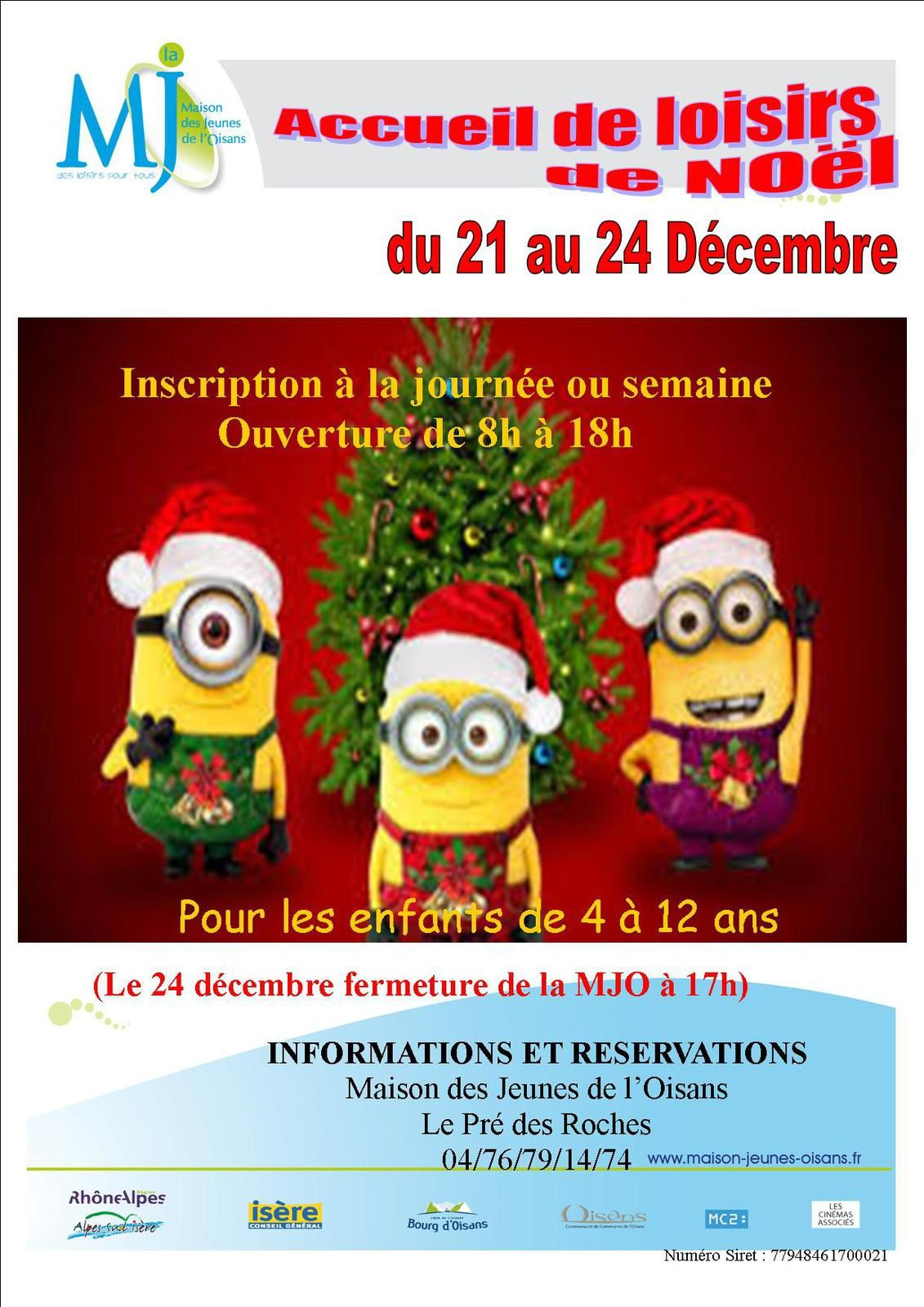 Venez vous amuser pour Noël !!!!