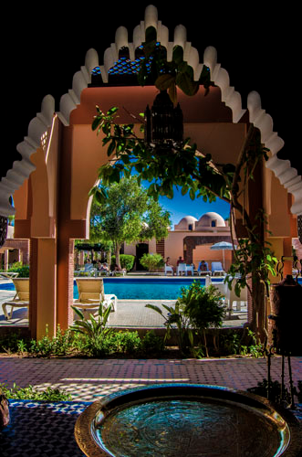 Palace Ouarzaze