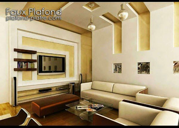 nouvelle d coration faux plafond moderne faux plafond design et d co. Black Bedroom Furniture Sets. Home Design Ideas