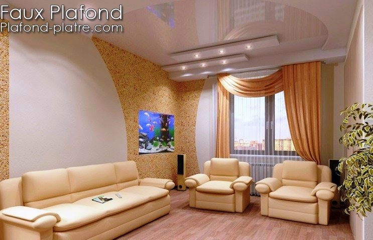 simple design pour haut plafond faux plafond design et d co. Black Bedroom Furniture Sets. Home Design Ideas