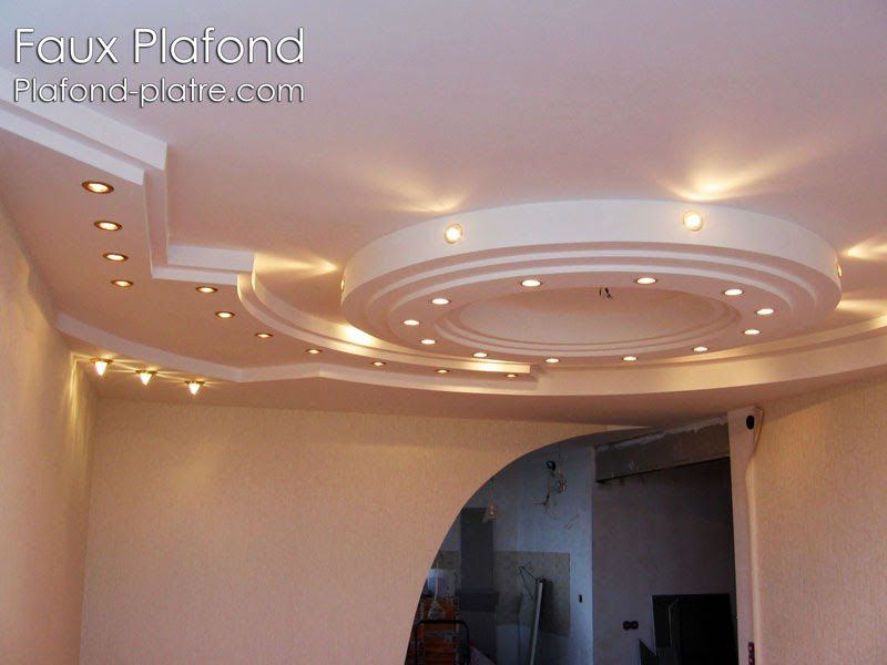 Rev tement faux plafond pl tre faux plafond design et d co for Revetement plafond