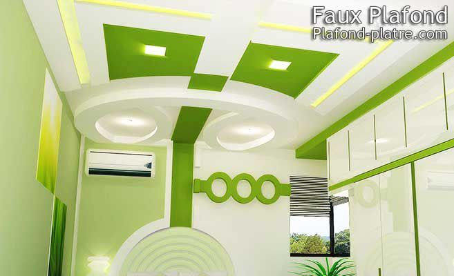 D co faux plafond g nial 2016 faux plafond design et d co for Deco plafond design