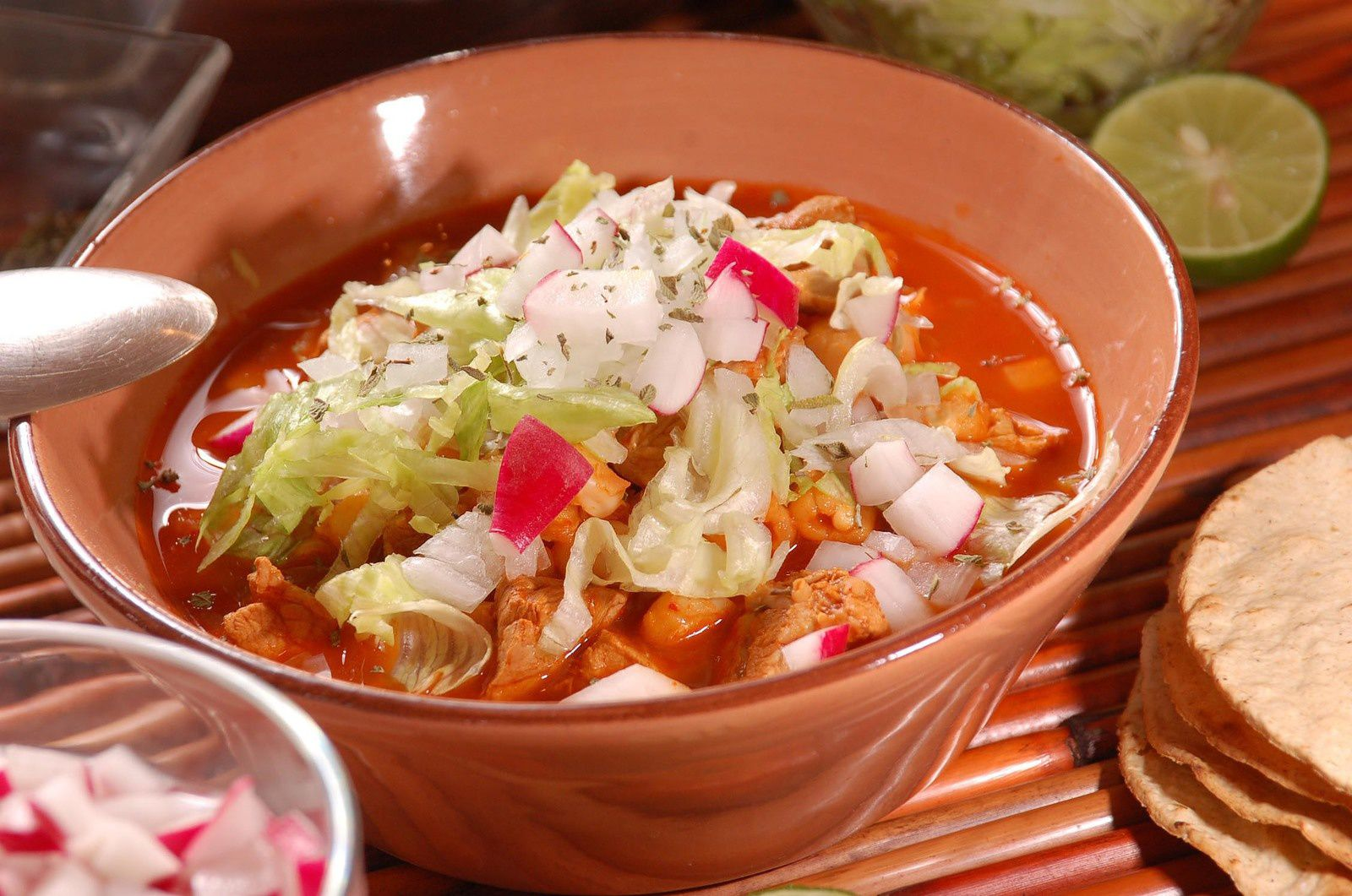 Posole Rojo Recipes — Dishmaps
