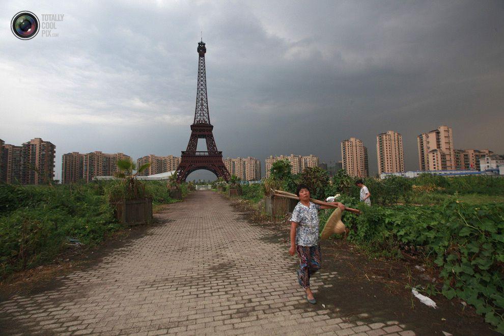 Villes fantômes : les ratés du succès chinois