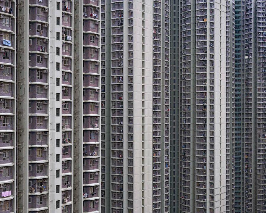 Hong Kong, densité et architecture