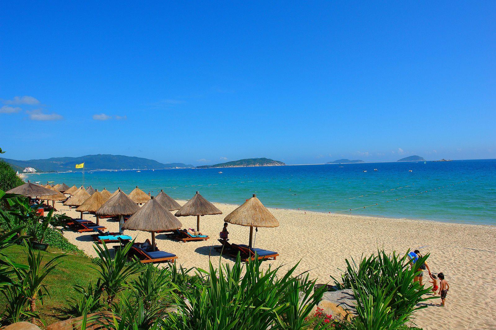 Une envie de plage en Chine ?