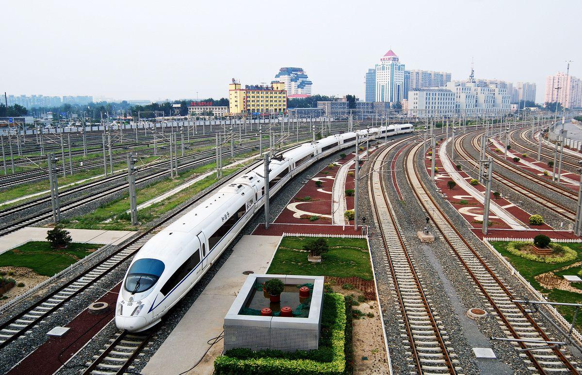 La Chine, leader mondial des lignes de trains à grande vitesse
