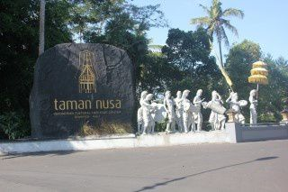 Visite de Taman Nusa