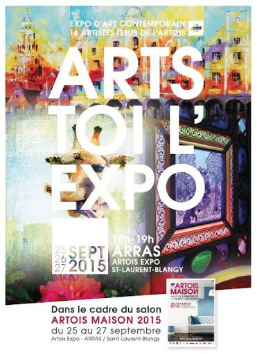 """Exposition""""ARTS TOI L EXPO"""""""