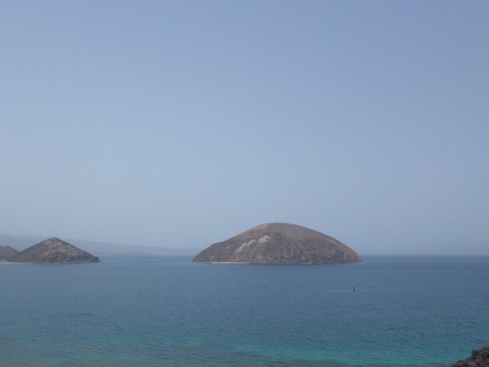 les îles du Diable