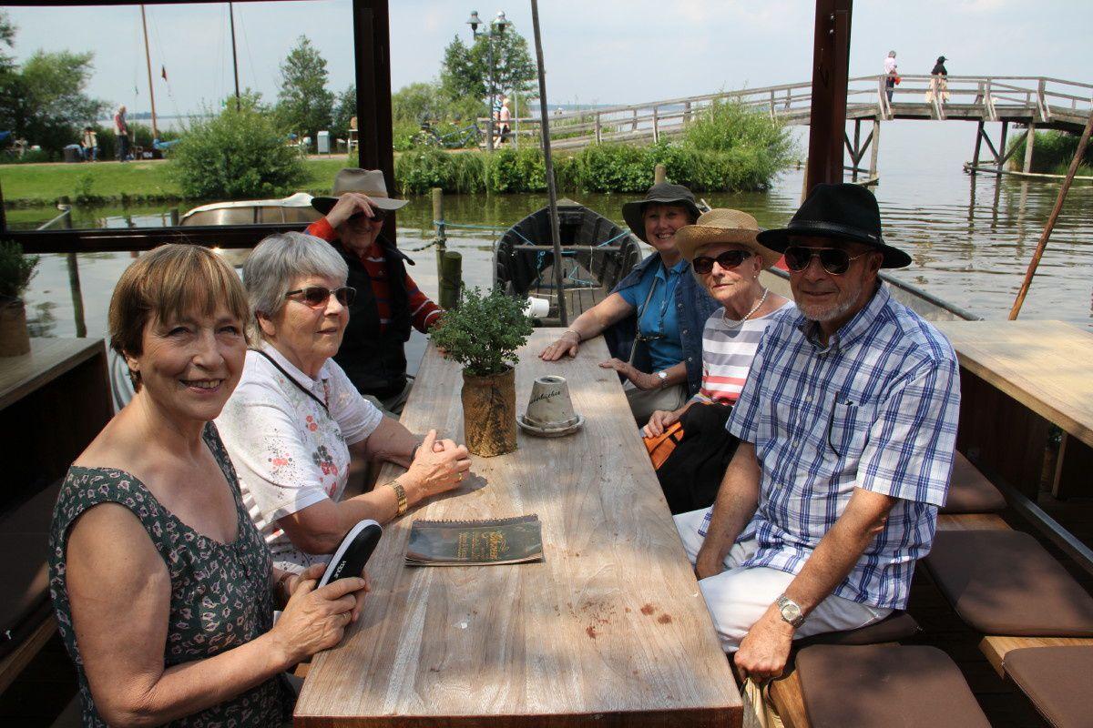 Visite des Voironnais à Herford en juillet 2014