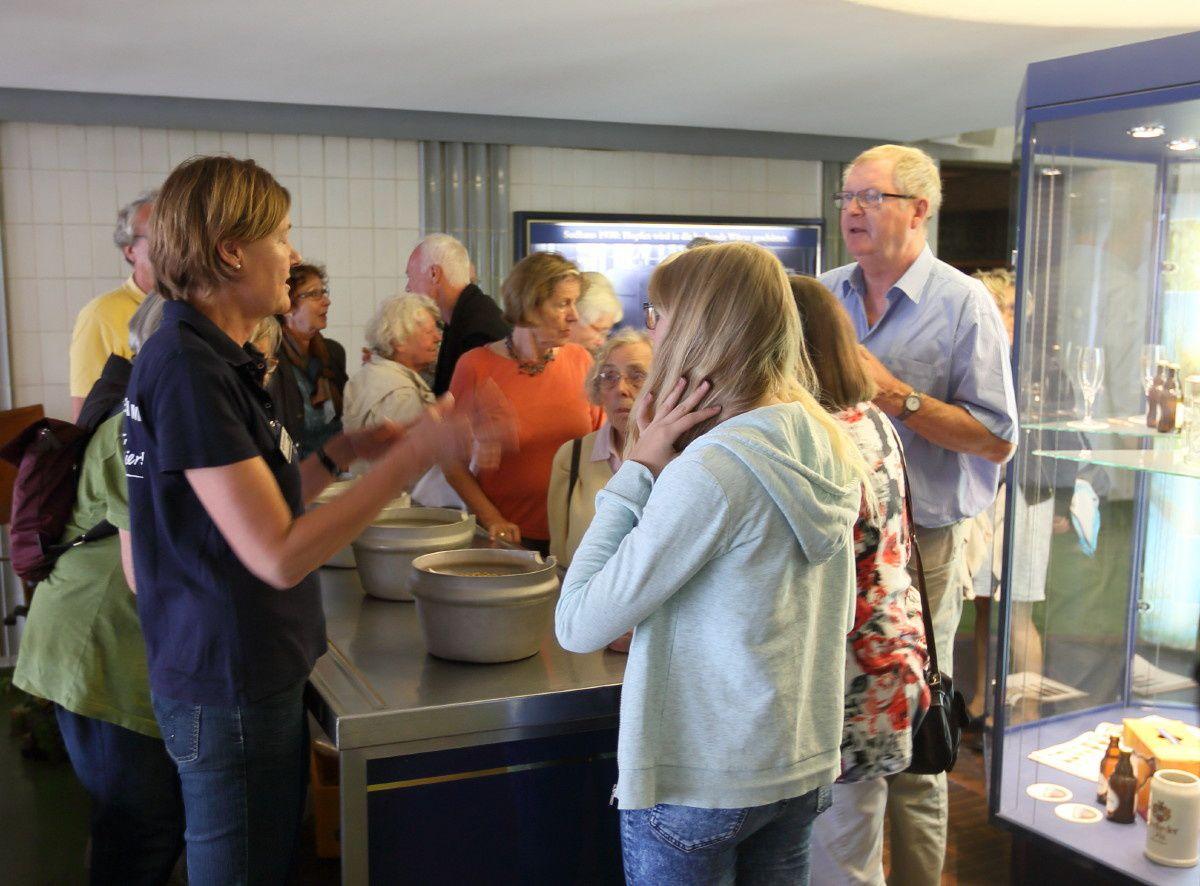 Voyage des Voironnais à Herford, 8 au 17 juillet 2016