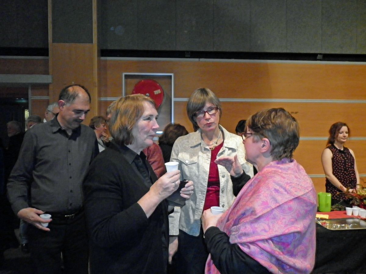 50 ans de jumelage Voiron - Kreis Herford