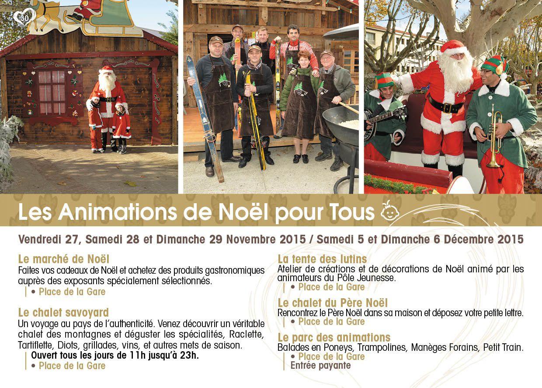 Festivités Cœur de ville 2015