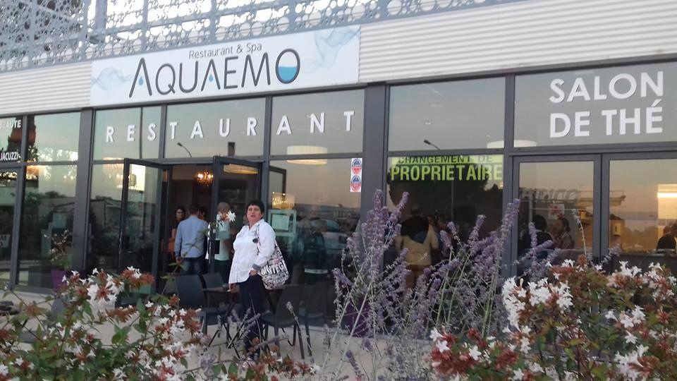 Inauguration d'Aquaemo