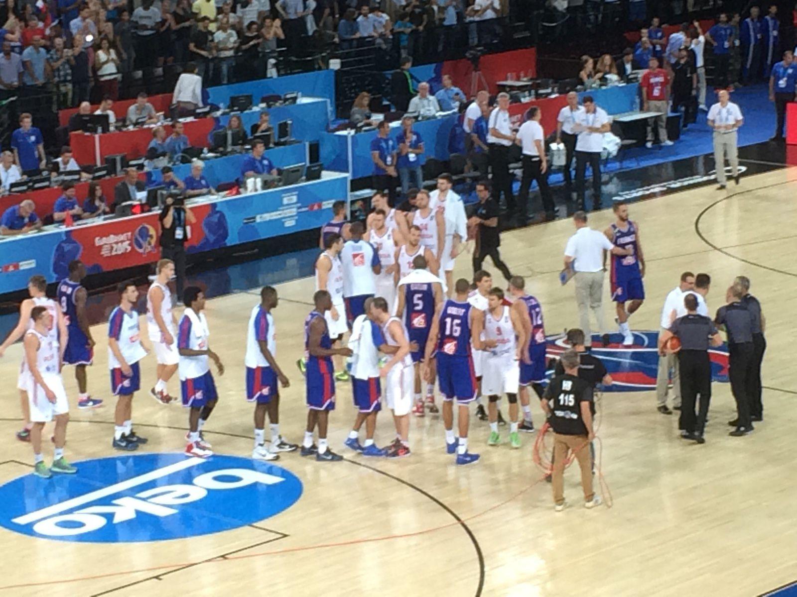 EuroBasket Montpellier 2015