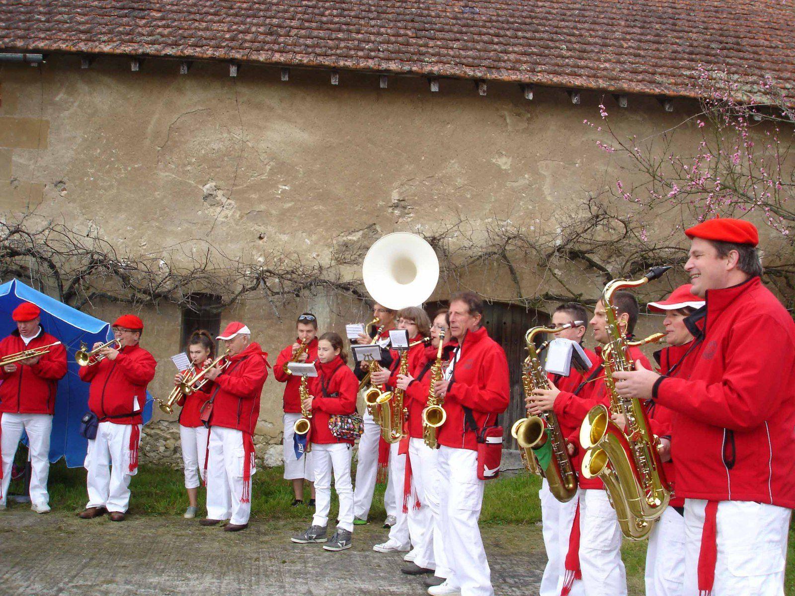 2014 - St Germain et Mons