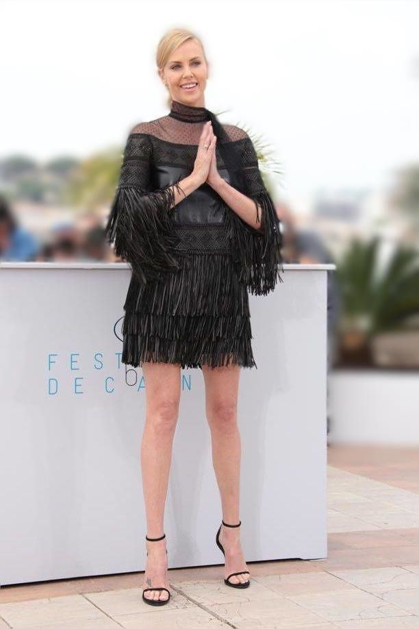 Cannes 2015: Charlize Théron