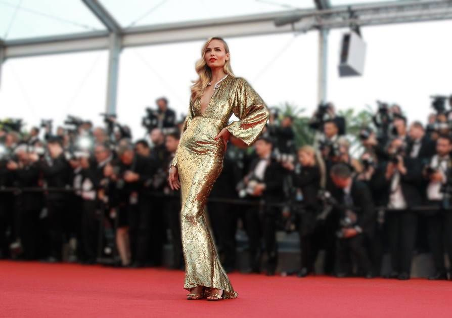 Cannes 2015: Natasha Poly