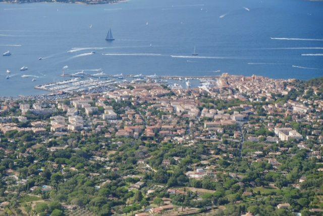 Cannes et la Côte d'Azur, belles images , merci David.