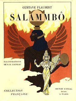 Quizz sur le livre : Salammbô de Flaubert