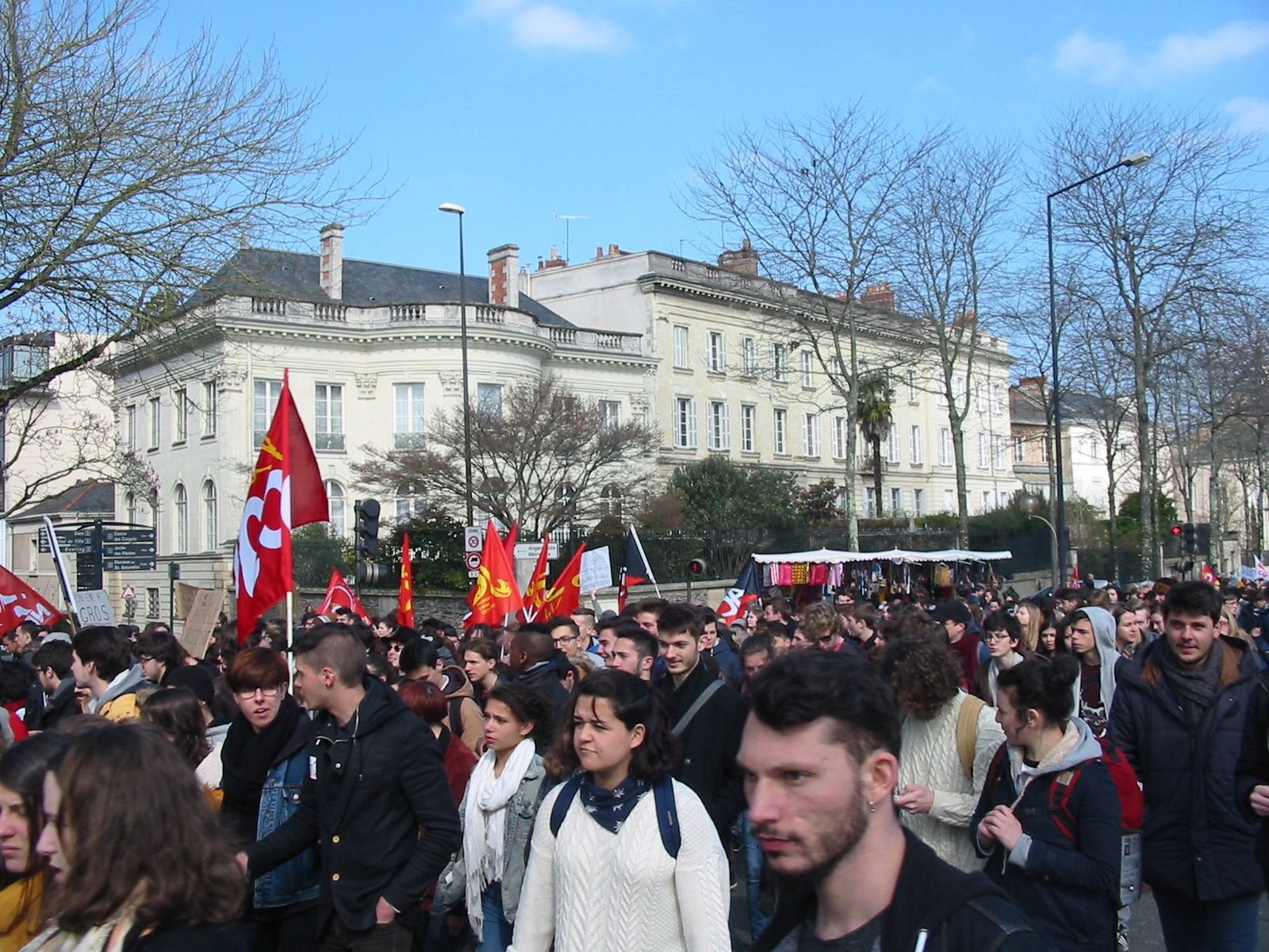 L'album photos de la manifestation du 17 mars 2016